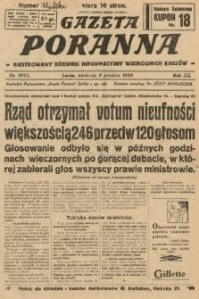 Gazeta Poranna : ilustrowany dziennik informacyjny wschodnich kresów. 1929, nr9065