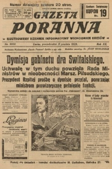 Gazeta Poranna : ilustrowany dziennik informacyjny wschodnich kresów. 1929, nr9066