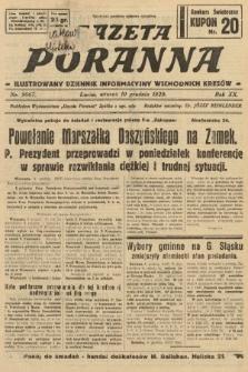Gazeta Poranna : ilustrowany dziennik informacyjny wschodnich kresów. 1929, nr9067