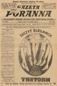 Gazeta Poranna : ilustrowany dziennik informacyjny wschodnich kresów. 1929, nr9070