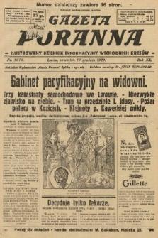 Gazeta Poranna : ilustrowany dziennik informacyjny wschodnich kresów. 1929, nr9076