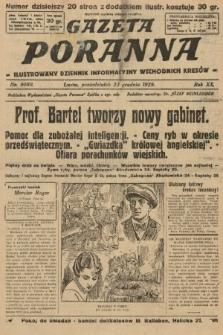 Gazeta Poranna : ilustrowany dziennik informacyjny wschodnich kresów. 1929, nr9080