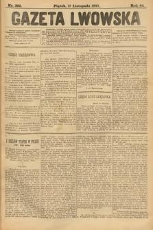 Gazeta Lwowska. 1893, nr 262