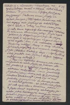 """""""Krytyka krytyki Whiteheada przez Joachima Metallmanna"""" w rozprawie Filozofa przyrody i teoria poznania A. N. Whiteheada"""