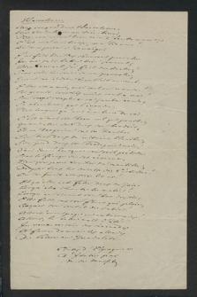 Autografy Juliusa Eduarda Hitziga i inne materiały z nim związane