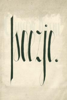 """Poezje i utwory prozą. Wol. 1, """"Poezje"""" z lat 1849-1854"""