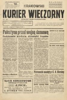 Krakowski Kurier Wieczorny : niezależny organ demokratyczny. 1938, nr182