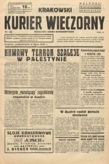 Krakowski Kurier Wieczorny : niezależny organ demokratyczny. 1938, nr185