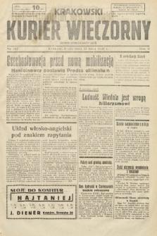 Krakowski Kurier Wieczorny : pismo demokratyczne. 1938, nr187
