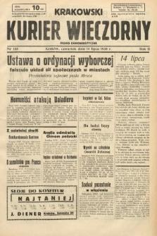 Krakowski Kurier Wieczorny : pismo demokratyczne. 1938, nr188