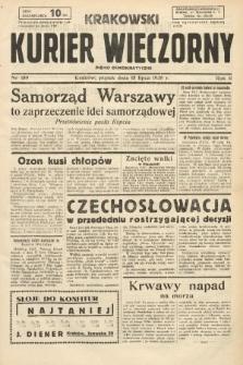 Krakowski Kurier Wieczorny : pismo demokratyczne. 1938, nr189