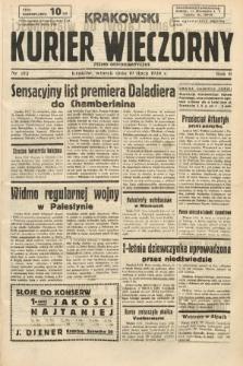 Krakowski Kurier Wieczorny : pismo demokratyczne. 1938, nr193