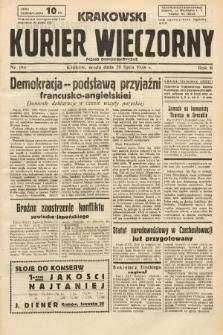 Krakowski Kurier Wieczorny : pismo demokratyczne. 1938, nr194
