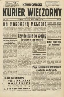 Krakowski Kurier Wieczorny : pismo demokratyczne. 1938, nr195