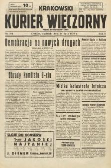 Krakowski Kurier Wieczorny : pismo demokratyczne. 1938, nr198