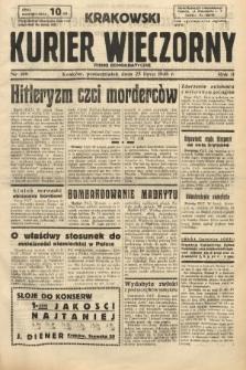 Krakowski Kurier Wieczorny : pismo demokratyczne. 1938, nr199