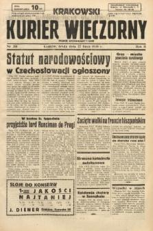 Krakowski Kurier Wieczorny : pismo demokratyczne. 1938, nr201