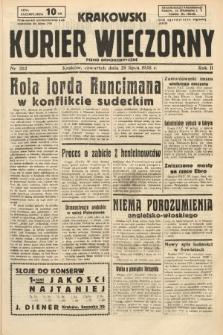 Krakowski Kurier Wieczorny : pismo demokratyczne. 1938, nr202