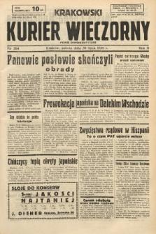 Krakowski Kurier Wieczorny : pismo demokratyczne. 1938, nr204