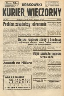 Krakowski Kurier Wieczorny : pismo demokratyczne. 1938, nr207