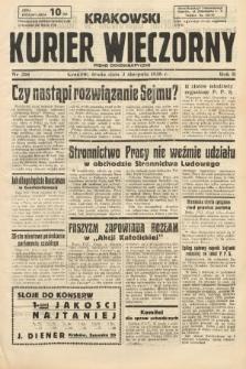 Krakowski Kurier Wieczorny : pismo demokratyczne. 1938, nr208