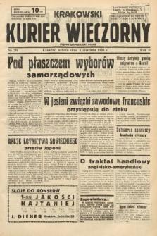 Krakowski Kurier Wieczorny : pismo demokratyczne. 1938, nr211