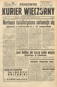 Krakowski Kurier Wieczorny : pismo demokratyczne. 1938, nr212