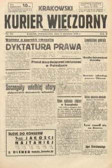 Krakowski Kurier Wieczorny : pismo demokratyczne. 1938, nr213