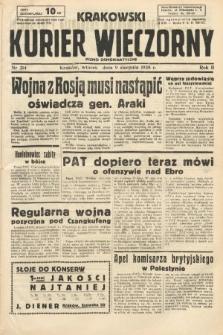 Krakowski Kurier Wieczorny : pismo demokratyczne. 1938, nr214