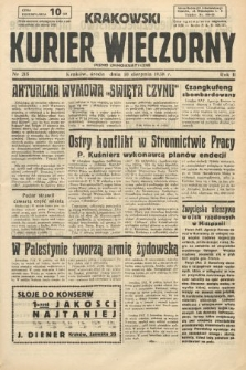 Krakowski Kurier Wieczorny : pismo demokratyczne. 1938, nr215