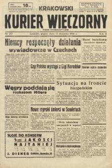 Krakowski Kurier Wieczorny : pismo demokratyczne. 1938, nr217