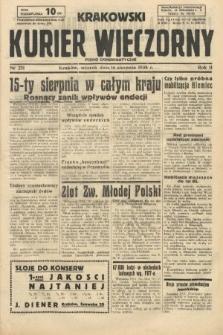 Krakowski Kurier Wieczorny : pismo demokratyczne. 1938, nr221