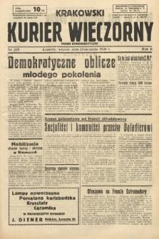 Krakowski Kurier Wieczorny : pismo demokratyczne. 1938, nr228