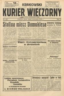 Krakowski Kurier Wieczorny : pismo demokratyczne. 1938, nr229