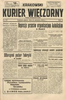 Krakowski Kurier Wieczorny : pismo demokratyczne. 1938, nr231
