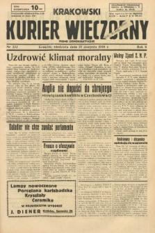 Krakowski Kurier Wieczorny : pismo demokratyczne. 1938, nr233