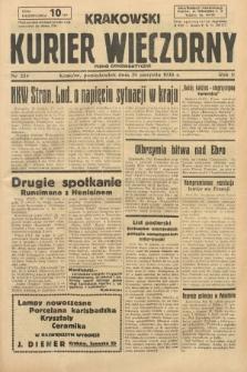 Krakowski Kurier Wieczorny : pismo demokratyczne. 1938, nr234