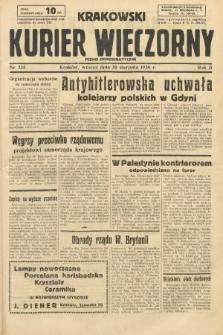 Krakowski Kurier Wieczorny : pismo demokratyczne. 1938, nr235