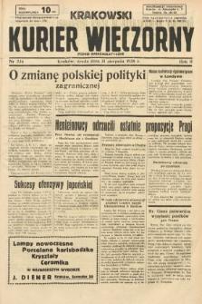Krakowski Kurier Wieczorny : pismo demokratyczne. 1938, nr236