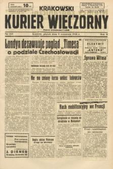 Krakowski Kurier Wieczorny : pismo demokratyczne. 1938, nr245