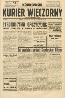 Krakowski Kurier Wieczorny : pismo demokratyczne. 1938, nr251