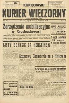 Krakowski Kurier Wieczorny : pismo demokratyczne. 1938, nr252