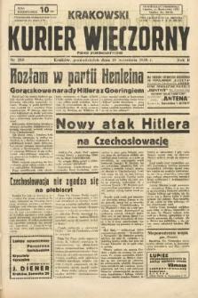 Krakowski Kurier Wieczorny : pismo demokratyczne. 1938, nr255
