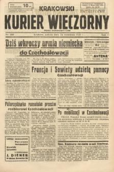 Krakowski Kurier Wieczorny : pismo demokratyczne. 1938, nr260