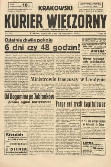 Krakowski Kurier Wieczorny : pismo demokratyczne. 1938, nr261