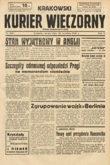 Krakowski Kurier Wieczorny : pismo demokratyczne. 1938, nr264