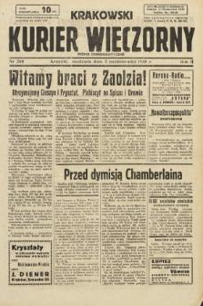 Krakowski Kurier Wieczorny : pismo demokratyczne. 1938, nr268