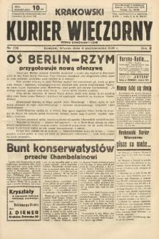 Krakowski Kurier Wieczorny : pismo demokratyczne. 1938, nr270