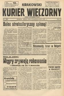 Krakowski Kurier Wieczorny : pismo demokratyczne. 1938, nr280
