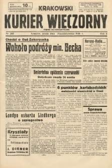 Krakowski Kurier Wieczorny : pismo demokratyczne. 1938, nr285
